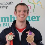 Paralympic athlete Ben Rushgrove
