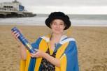 Alice Roberts Honorary Doctorate