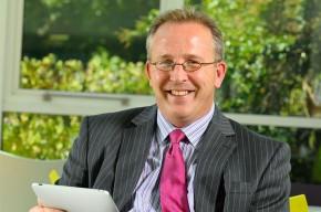 Bournemouth University Vice-Chancellor Professor John Vinney