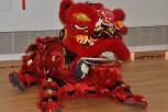 Traditional Lion Dance