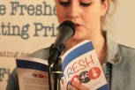 Charlotte Clifton reading from Fresh