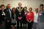 Celebrating nurses Mayor