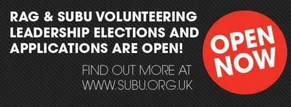 SUBU-volunteering