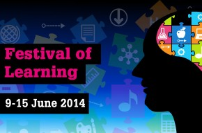 Festival of Learning graphic