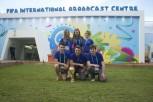 BU graduates at World Cup