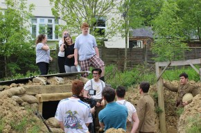 WWI Film by students