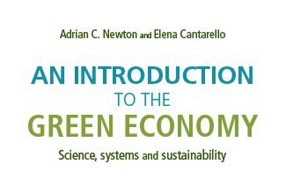 Adrian Newton Green Economy Book