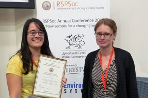 Photogrammetry award win