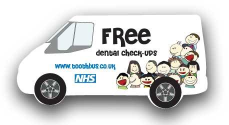 Free Dental Check Ups With The Tooth Bus News Amp Events